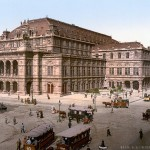 Opera, about 1900